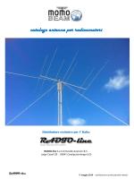 Catalogo Antenne MOMO-beam 2014 - RADIO-line