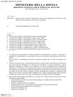 Circolare (file  296 Kb) - Ministero della Difesa