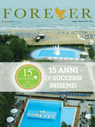 15 ANNI - Discover Forever