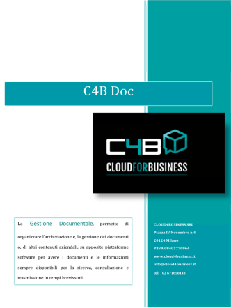 C4B Doc