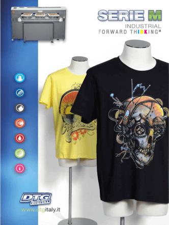 Brochure Prodotto - DPI DG Printing