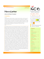 NewsLetter - CNR-ISC