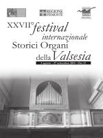programmi - Storici Organi del Piemonte.