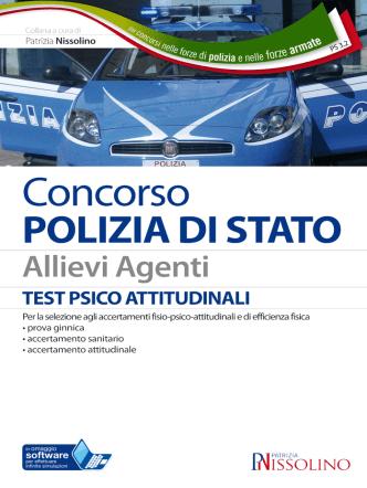 Concorso POLIZIA DI STATO TEST PSICOATTITUDINALI