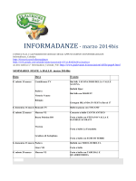 INFORMADANZE -‐ marzo 2014bis