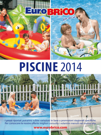 Catalogo Piscine