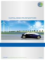 CATALOGO RIVENDITORI