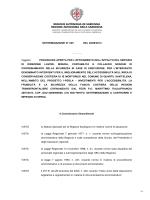 DETERMINAZIONE N° 225 DEL 26/09/2014