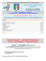CU 20... - F.I.G.C. Rimini