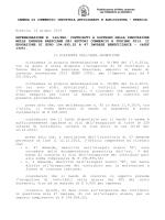 CONTRIBUTI - Camera di Commercio di Brescia
