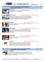 05 FEBBRAIO 2015 Avalon Instruments PRO MERLINO