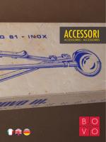 ACCESSORI - Bovo S.r.l.