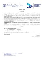 decreto n. 2015/80 - Università degli Studi di Napoli Federico II