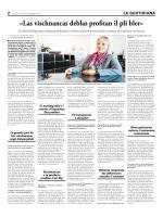 intervista cun cussegliera guvernativa Barbara Janom Steiner La