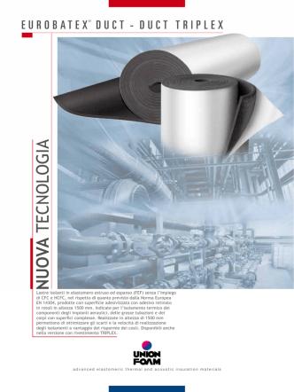Brochure - Union Foam