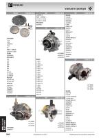 vacuum pumps - Motorservice International