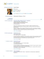 Azadi Giada Dottoranda di Ricerca - Ph.D - Docenti