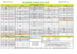 PLANNING CORSI 2014-2015