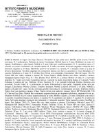 Fallimento n 75-13 - Istituto Vendite Giudiziarie Treviso