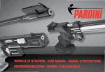 Manuale Ita Pardini K10
