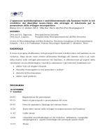 valutazione e riabilitazione della deglutizione atipica