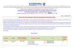 elenco strutture - Intercral Parma