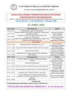 PROGRAMMA CORSO CANARIS - Università degli Studi di Torino