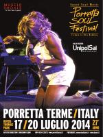 locandina porretta soul festival