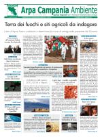 Magazine Arpa Campania Ambiente n.6 del 31 marzo 2014