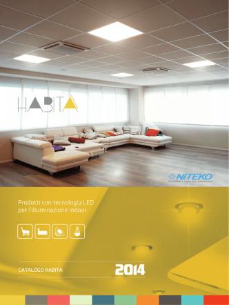 Catalogo 2014 habita - Impianti Fotovoltaici e Pannelli Solari