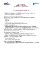 elenco documenti isee