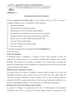 Verbale n. 2/2014-2015 - Istituto San Giuseppe del Caburlotto