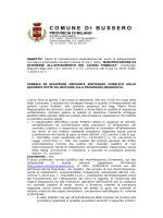 VERBALE SELEZIONE PER GARA SCUOLA F. SANTI