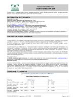 CONTO DIRECTA SIM - Banca Del Veneziano