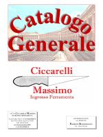 catalogo parte 1 - ferramenta ciccarelli massimo