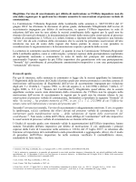 Commento alla sentenza della CTR Lombardia 3467 2014