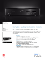 BDP9700/12 Philips Lettore Blu-ray