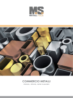 Metalltrade - Commercio metalli