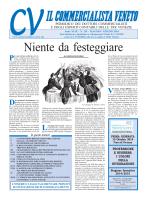 Niente da festeggiare - Commercialista Veneto