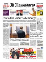 18 12 14 Il Messaggero Mafia Capitale Buzzi nega