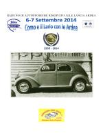 1939 - 2014 - Lancia Ardea