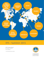 FPA - Summer 2015 - UCSC International