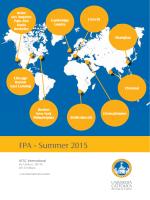 FPA - Summer 2015 - UCSC International