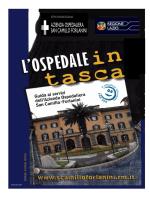 Guida per gli utenti - Azienda Ospedaliera S.Camillo