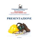 PRESENTAZIONE - nicola marotta