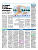 a Gussago Nuoto: Coppa Rio - seconda prova