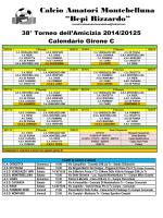 """Calcio Amatori Montebelluna """"Bepi Rizzardo"""""""