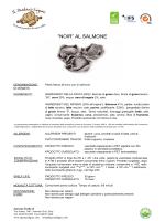 Noir al salmone - Il Pastaio Ligure