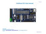 V21 MCU USB 24 I/O