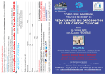 piegatura dei fili ortodontici ed applicazioni cliniche